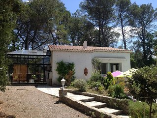 Holiday home Provence Pool house with private garden