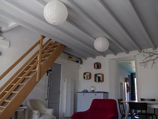 THE 141, charming fisherman's cottage in Audresselles