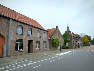 Cozy apartment in Roasting, located near the Belgian border