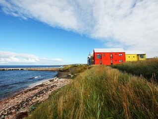 Luxurious 1 bed studio apartment within the iconic Inn at John O'Groats. Privat