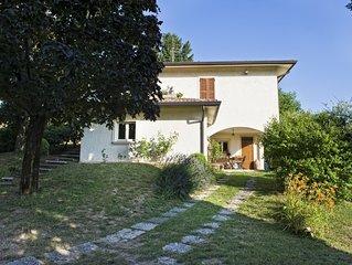 Villa luminosa sulle colline del Lago di Garda