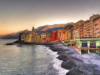 Appartamento Vacanze Camogli Liguria Golfo Paradiso