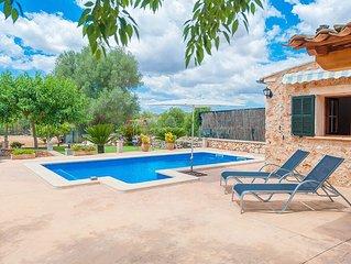 SA PAISSA - Villa for 4 people in Costitx.