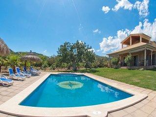 ESCUDER - Villa for 8 people in Selva.