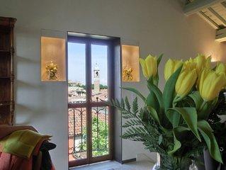 Stunning Attic Apartment In The Centre Of Padua.