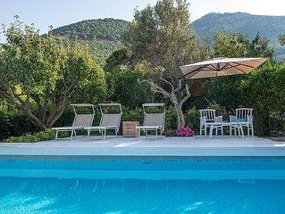 Il giardino siciliano tra mare e citta