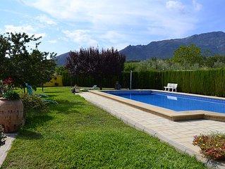 Muro Del Alcoy: Casa / villa / chalet - Muro del alcoyCasa con jardin