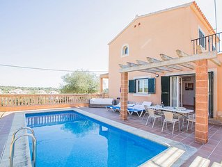 SALZE 22 - Villa for 8 people in Cala Romantica.