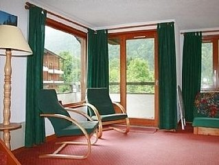 Large Apartment with Indoor Pool and Great Views - No need to drive to Ski Lifts