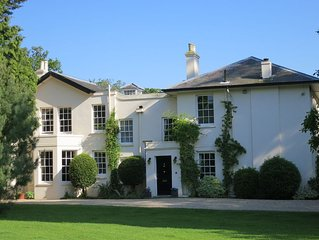 Beautiful Self Contained Flat In A Fine Period Country House