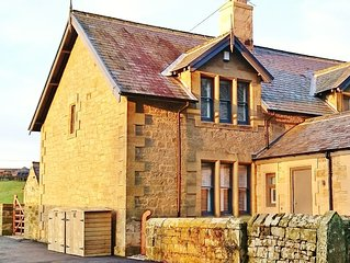 Newly Renovated Cosy Stone Cottage nr Alnwick, Northumberland