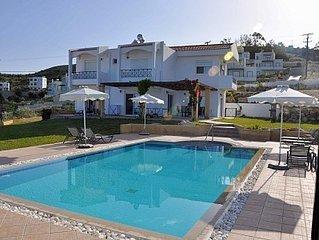 Villa Amadeus Kalathos (near Lindos) Rhodes