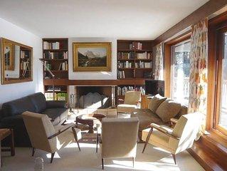 Appartement 80 m2 sur les hauts du Mont d'Arbois