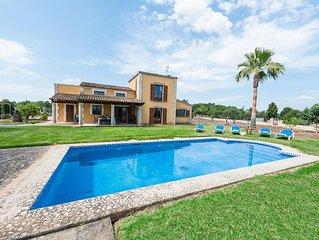 VELAR - Villa for 8 people in MURO.