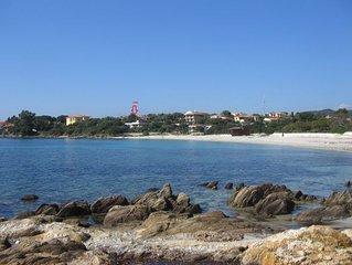 bellissima posizione ,villa caratteristica con giardino sul mare,
