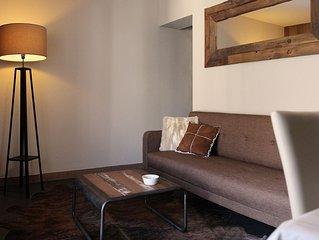 appartement 4 étoiles à Valloire - neuf & spacieux (du dimanche au dimanche!)
