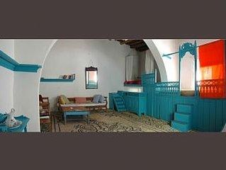 VILLA MOURIA - built c1600.TRADITIONAL AEGEAN HOUSE in  Koskinou /  Rhodes