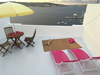 Coral - top floor apartment with the most amazing and breathtaking seaviews
