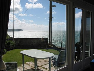 vue mer panoramique 180o Gite ou chambre d'hote