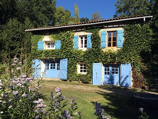 19th Century Cottage in Ariege Countryside