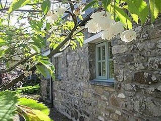 Detached Traditional Welsh Cottage Set Within Pembrokeshire National Par