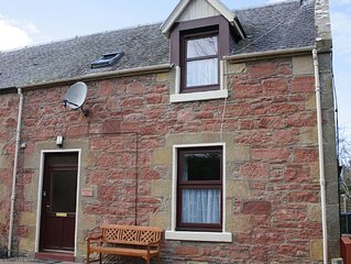 Holiday home in quiet east end of Cromarty
