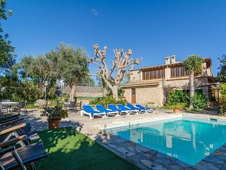 CAN PARRISCO DARDEP - Villa for 12 people in PORTOL.