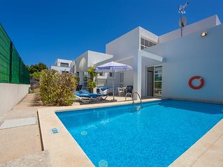 PELAIES - Villa for 8 people in Can Picafort.