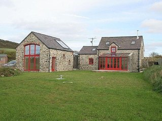Eco-friendly Cottage Situated In Pembrokeshire National Park, Close To St Davids