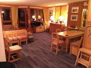Les Arcs 1800: Appartement de 100 m2 aux Arcs 1800