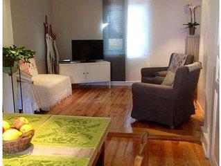 Gite 4* cosy et spacieux, au calme, dans une cour interieure