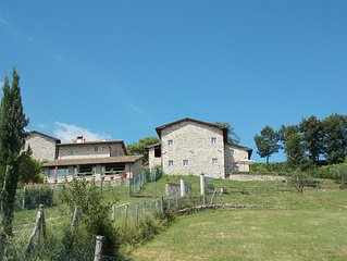 Villa in Barberino Di Mugello with 7 bedrooms sleeps 15