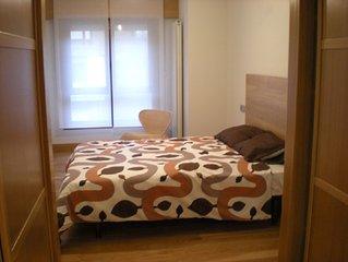 Precioso Apartamento céntrico en Irun para 7 personas