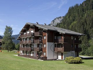 One Bedroom Apartment In Chatel, Portes Du Soleil Area