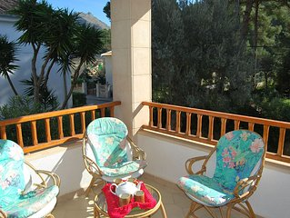 Cozy apartment in lovely Cala San Vicente