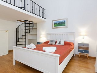 Elegance and comfort - Beautiful apartment in the center of Rome (Ancient build