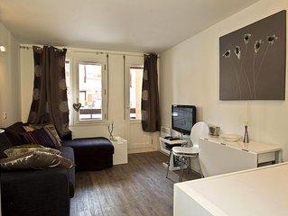 Newly refurbished, 1 bedroom apartment, (sleeps 3) Val D'Isere