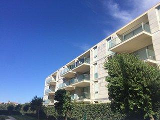 Azurara Beach Apartment , condomínio fechado com piscina