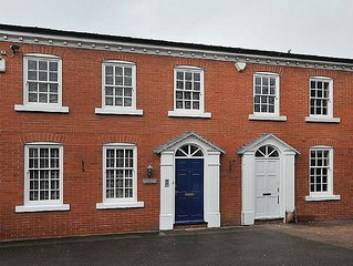 Luxury 1 & 2 Bed Apartments located in central Knutsford