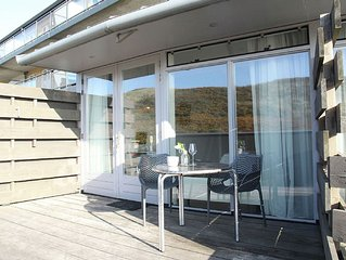 Modern suites within walking distance of the beach and the centre of Callantsoo