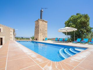 ES LLORER DE CAS CANAR - Villa for 16 people in Sencelles.