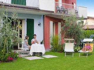 Apartments Acqua Resort, Lugana di Sirmione  in Sudlicher Gardasee - 4 persons,