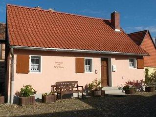 Ferienhaus Quedlinburg für 2 - 4 Personen mit 2 Schlafzimmern - Ferienhaus