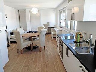 Neue hochwertige Ferienwohnung zentral Friedrichshafen am Bodensee mit Kuche