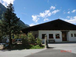 Großzügiges Ferienhaus für 15 Personen mit Sauna für Rollifahrer geeignet
