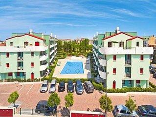 Residence Roberta, Caorle  in Venetische Adria Nord - 5 persons, 1 bedroom