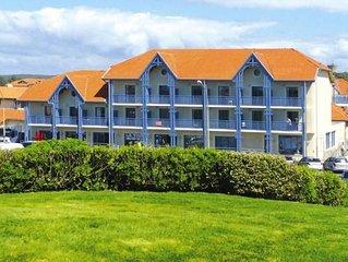 Residence Les Balcons de l'Ocean, Biscarosse  in Landes - 6 persons, 2 bedrooms