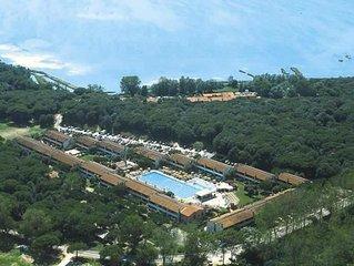 Holiday resort Tize, Rosalina Mare  in Venetische Adria Sud - 4 persons, 2 bedr