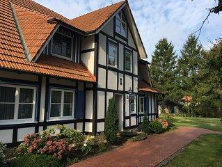 Familienfreundliche Ferienwohnung fur bis zu 6 Personen in Prerow auf dem Darss
