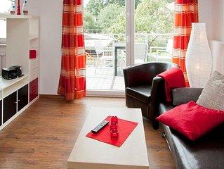 Wohnung Feuer - Haus vier Elemente  Ferienhaus mit vier Ferienwohnungen